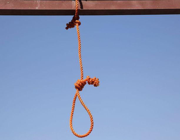 Kuolemanrangaistus on edelleen voimassa Japanissa.