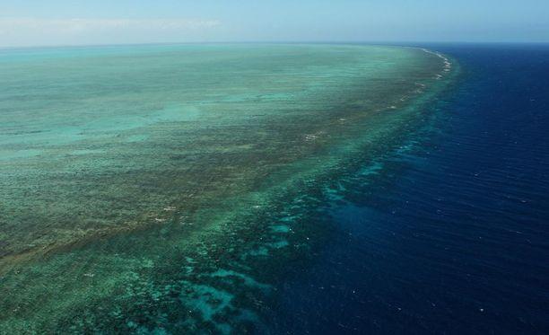 Kolme turistia on kuollut muutaman päivän sisään oltuaan snorklaamassa Australian Isolla valliriutalla.