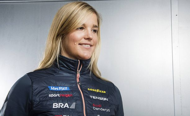 Anna Holmlund haluaa palata vielä suksille.