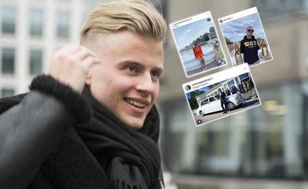 Jens Kyllönen on nykyään ukkomies.