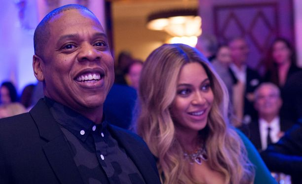 Beyoncé ja Jay-Z ovat kolmen lapsen vanhempia.