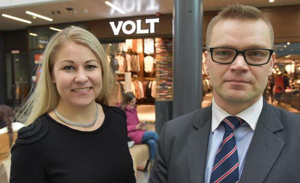 Piia Kattelus on Helsingin käräjäoikeuden mukaan kansalaispuolueen varapuheenjohtaja ja Sami Kilpeläinen puolueen puheenjohtaja.