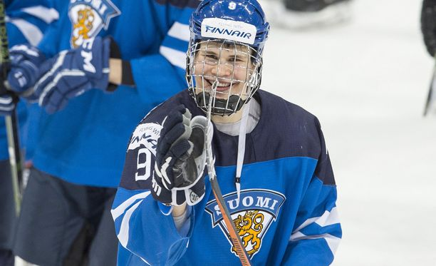 Jesse Puljujärvi on pelannut fantastisen turnauksen.
