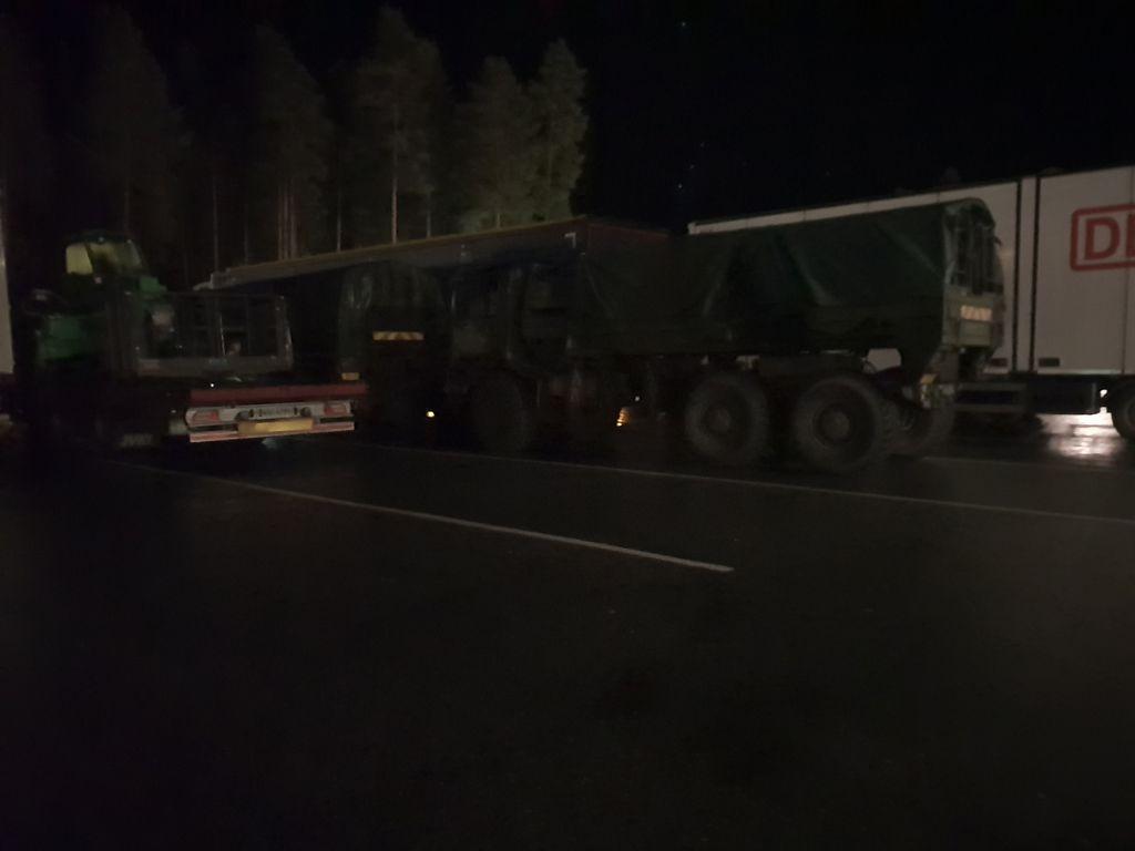 Poliisin ja Puolustusvoimien jättioperaatio Kuortissa: epäily vakavasta henkeen ja terveyteen kohdistuneesta rikoksesta