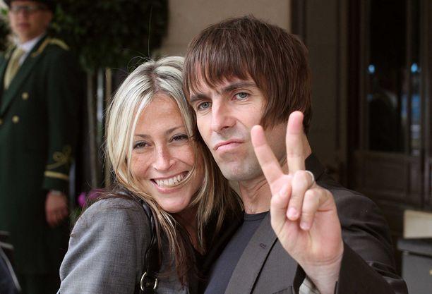 Vuonna 2010 Nicole Appleton ja Liam Gallagher olivat vielä onnellisesti yhdessä.