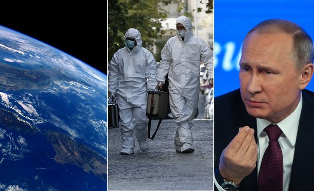 Suomalaisia pelottavat muun muassa ilmastonmuutos, terrorismi ja Venäjän toiminta.