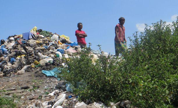 Iltalehti vieraili Hulenen kaatopaikalla viisi vuotta sitten. Se oli silloin 17 hehtaarin kokoinen.