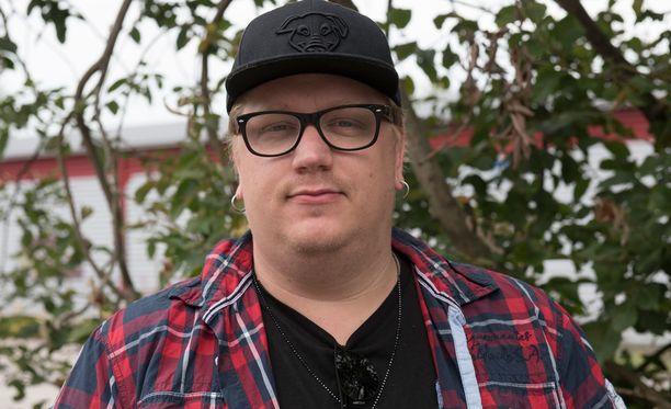 Arttu Wiskarin isä oli lähellä kuolla hukkumisonnettomuudessa.