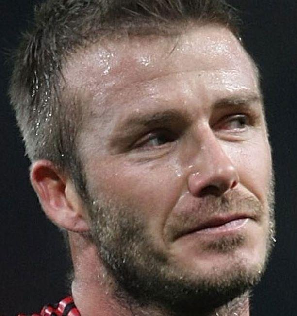 David Beckhamin akillesjänne leikattiin Turussa alkuviikosta.
