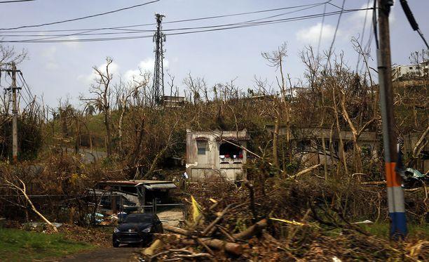 Hurrikaani Marian moukaroima Puerto Rico on edelleen kriittisessä tilanteessa.