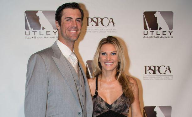 Cole ja Heidi Hamels antoivat missourilaiselle hyväntekeväisyysjärjestölle valtavan lahjoituksen.