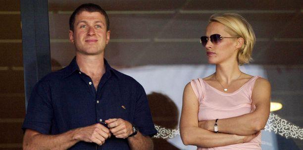 Roman ja Irina Abramovich erosivat maaliskuussa 2007.