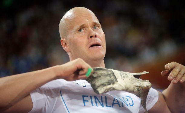 David Söderberg nappasi voiton Lahden eliittikisoista (arkistokuva).