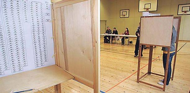 Nykyinen vaalijärjestelmä kohtelee maan eri osia aivan eri lailla.