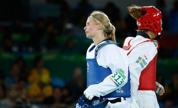 Suvi Mikkosen keikka Rioon päättyi ikävällä tavalla.