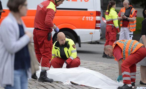 Turun puukottaja tappoi kaksi ja haavoitti useita.