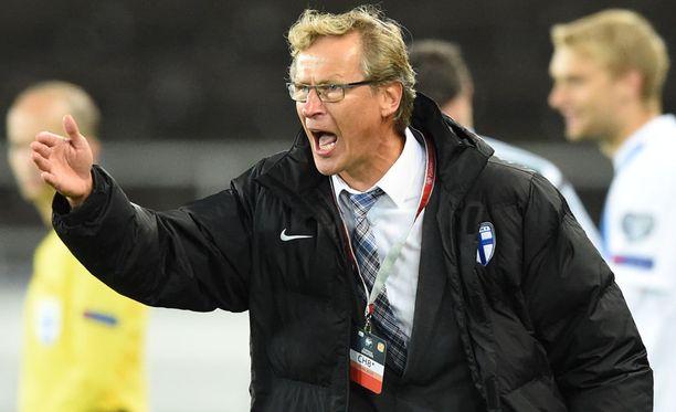 Markku Kanerva on luotsannut Suomen 28 sijaa ylöspäin Fifa-rankingissa.