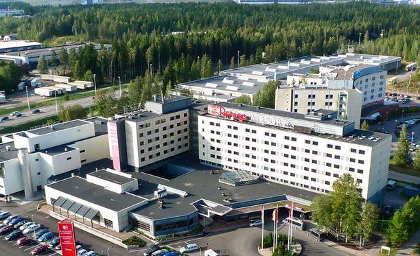 Nykyisestä Rantasipi Airportista kaavaillaan uuden hotelliketjun lippulaivaa.