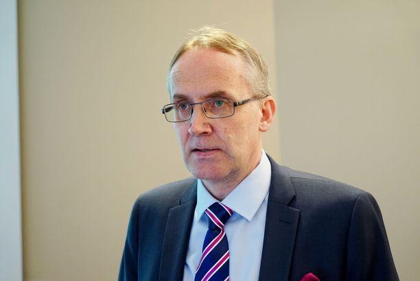 Heikkilä ei hae aktiivisesti uusia toimitusjohtajatason tehtäviä