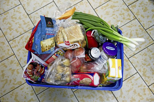 Elintarvikkeiden hinnat nousevat Suomessa tänä vuonna keskimäärin 1,5 prosenttia.
