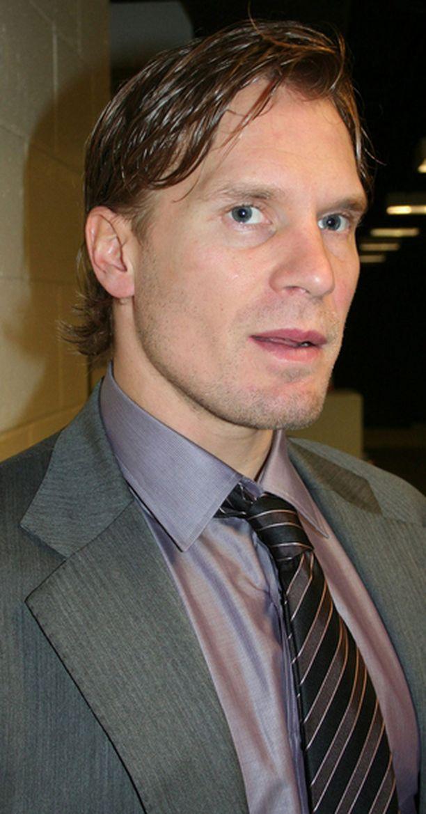 Kimmo Timonen on summannut tähän mennessä tällä kaudella tehot 0+4.