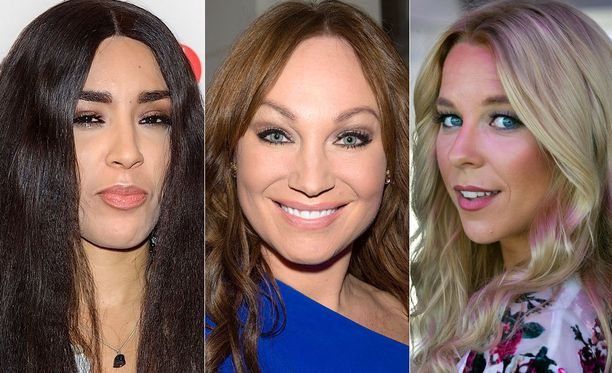 Loreen, Charlotte Perrelli ja Krista Siegfrids kisaavat tämän vuoden Melodifestivalenissa.