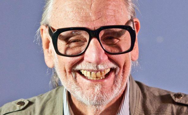 Ohjaaja George A. Romero kuvattuna vuonna 2011.