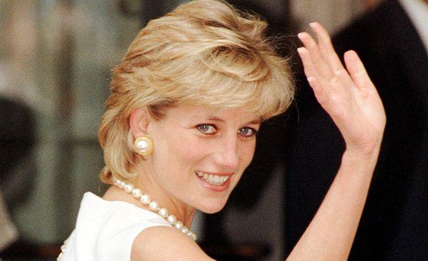 Prinsessa Dianan kuolemasta tulee tänään kuluneeksi tasan 20 vuotta.