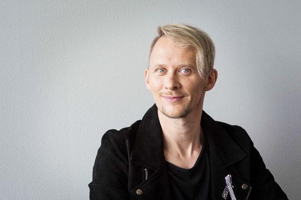 Syöpädiagnoosi oli herätys, sanoo Jarno Laasala.
