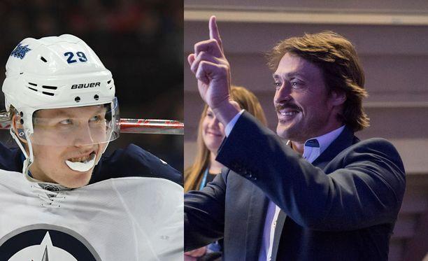 Patrik Laineen NHL-alku on vakuuttanut Teemu Selänteen.