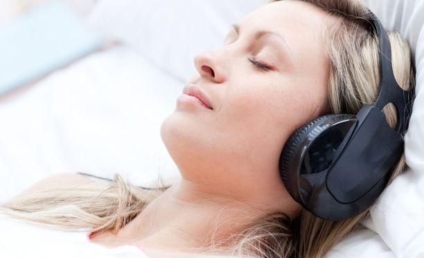 Jokainen tietää itse parhaiten, millainen äänimaailma häntä rentouttaa.