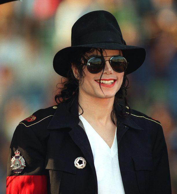 Michael Jackson kuoli kesäkuussa 2009 50 vuoden iässä.