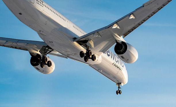 Finnair avaa tänä vuonna useita uusia reittejä.