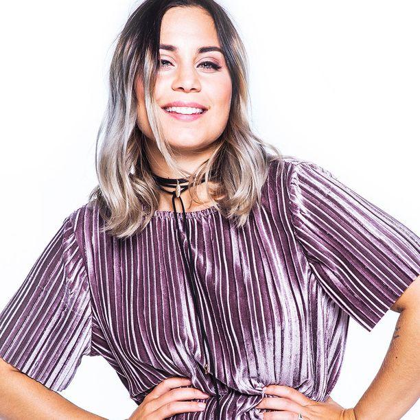 Anna Abreu on yksi Emma Gaalan kiinnostavimpia pukeutujia.
