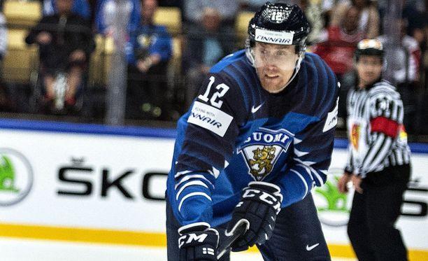 Marko Anttila sai jälleen vastustajien hermot riekaleiksi.
