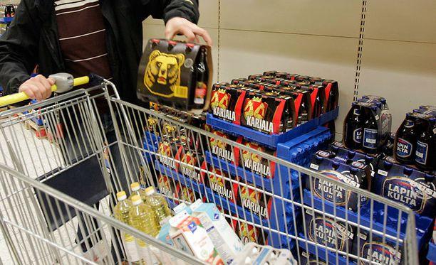 PTT:n selvityksen mukaan oluen verotus on Suomessa liian kireää.