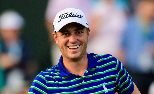 Justin Thomas tienasi mukavan potin PGA-mestaruusturnauksessa.