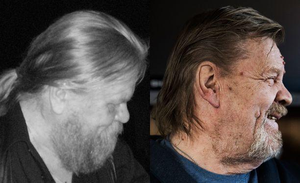Vesa-Matti Loirin kaksoisolento löytyi Katinkullasta.