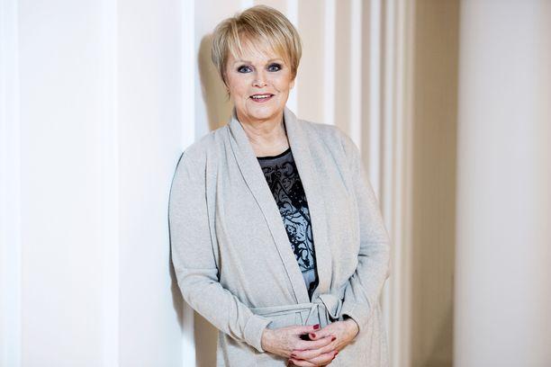 Katri Helenan elämäkerta julkaistaan vuonna 2023.