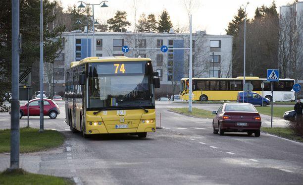Turun joukkoliikenne eli Föli on kertonut, että matkakorteissa on ollut maininta sukupuolesta korttien väärinkäytösten estämiseksi. Kuvituskuva.