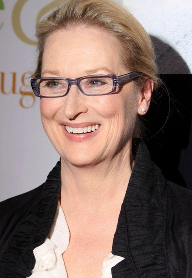 Meryl Streep esittää pääosaa Mamma Mia! -elokuvassa.