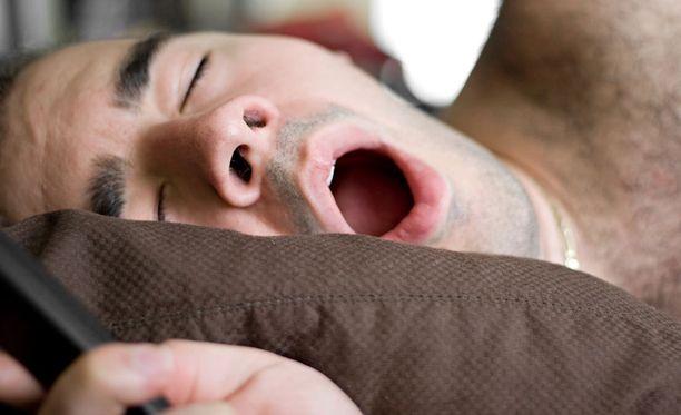 Muun muassa väsymys ja seksihalujen puute ovat oireita.