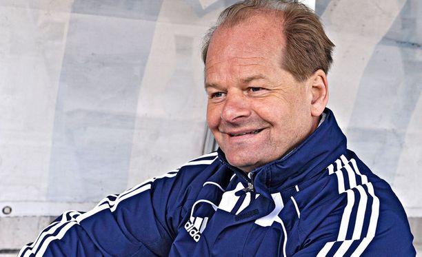 Muurinen ei kommentoi sitä, haluaako hän jatkaa HJK:ssa ensi kaudella.