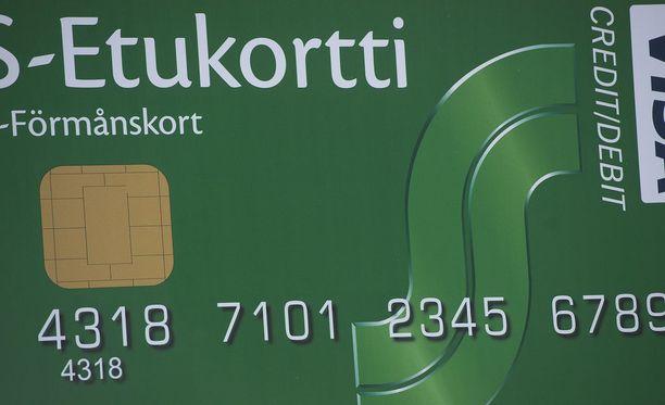 S-Pankin omistavat S-ryhmä ja LähiTapiola. Kuvituskuva.