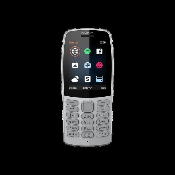 Nokia 210.
