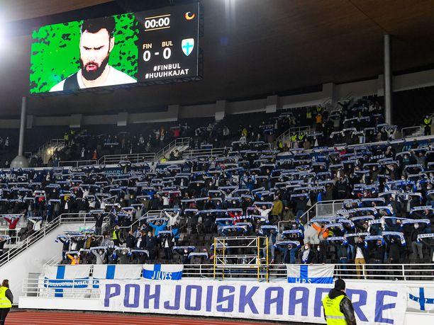 SMJK:n jäsenet saivat kiitosta esimerkillisestä käytöksestä Bulgaria-ottelussa.