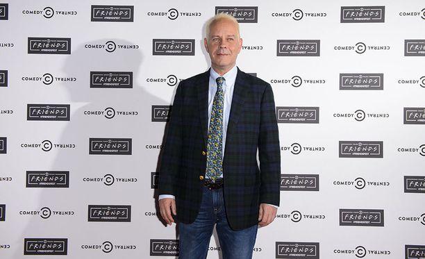 James Michael Tylerin merkittävin roolityö on edelleen Guntherin rooli NBC:n Frendeissä.