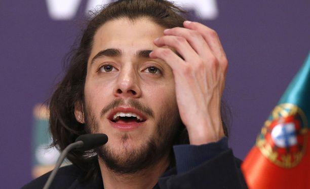 Salvador Sobral voitti keväällä euroviisut herkällä kappaleellaan Amar Pelos Dois.