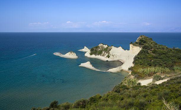 Esimerkiksi Korfulle pääsisi nyt edullisesti.