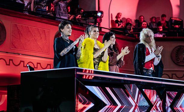 X Factor -kisassa mukana olleesta miehestä on tehnyt rikosilmoitus.